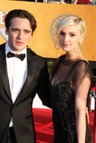 Ashley Simpson Photo - LOS ANGELES - JAN 29  Vincent Piazza and Ashley Simpson arrives at the 18th Annual Screen Actors Guild Awards at Shrine Auditorium on January 29 2012 in Los Angeles CA