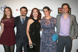 Amy Yasbeck Photo - LOS ANGELES - FEB 28  Carly Ritter Jason Ritter Amy Yasbeck Melanie Lynskey Tyler Ritter at the Style Hollywood Viewing Party 2016 at the Hollywood Museum on February 28 2016 in Los Angeles CA