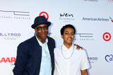 Arsenio Hall Photo - LOS ANGELES - JUL 16  Arsenio Hall Arsenio Hall Jr at the HollyRod Presents 18th Annual DesignCare at the Sugar Ray Leonards Estate on July 16 2016 in Pacific Palisades CA