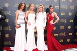 Chrystee Pharris Photo - LOS ANGELES - APR 26  Chrystee Pharris Crystal Hunt Donna Mills Lindsay Hartley at the 2015 Daytime Emmy Awards at the Warner Brothers Studio Lot on April 26 2015 in Burbank CA