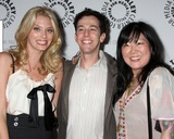 April Bowlby Photo - April Bowlby Josh Berman  Margaret Choarriving at the Drop Dead Diva Season 1 Finale at the Paley Center for MediaPaley Center for MediaBeverly Hills  CAOctober 7  2009