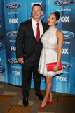 Nikki Bella Photo - LOS ANGELES - APR 7  John Cena Nikki Bella at the American Idol FINALE Arrivals at the Dolby Theater on April 7 2016 in Los Angeles CA