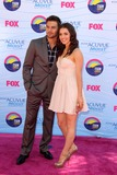 Kathryn McCormick Photo - LOS ANGELES - JUL 22  Ryan Guzman Kathryn McCormick arriving at the 2012 Teen Choice Awards at Gibson Ampitheatre on July 22 2012 in Los Angeles CA
