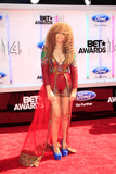 Nadia Buari Photo - LOS ANGELES - JUN 29  Nadia Buari at the 2014 BET Awards - Arrivals at the Nokia Theater at LA Live on June 29 2014 in Los Angeles CA