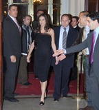 Edu Photo - Madrid Spain 1-19-2006 Actress Demi Moore launches the new SaloniCeramic Collection at the Casino de MadridPhoto by Edu-PHOTOlinknet