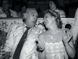 Anthony Quinn Photo - Anthony Quinn3984JPGCelebrity Archaeology1981 FILE PHOTONew York NYAnthony Quinn with wife YolandaPhoto by Adam Scull-PHOTOlinknet
