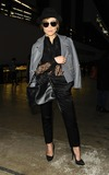 Noomi Rapace Photo - Photo by KGC-102starmaxinccomSTAR MAX2015ALL RIGHTS RESERVEDTelephoneFax (212) 995-119622315Noomi Rapace is seen at the Christopher Kane Runway Show during London Fashion Week(London England UK)