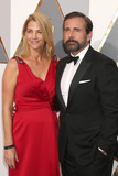 Steve Carell Photo - Photo by REWestcomstarmaxinccomSTAR MAXCopyright 2016ALL RIGHTS RESERVEDTelephoneFax (212) 995-119622816Nancy Carell and Steve Carell at the 88th Annual Academy Awards (Oscars)(Hollywood CA USA)