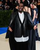 Diddy Combs Photo - Photo by ESBPstarmaxinccomSTAR MAXCopyright 2017ALL RIGHTS RESERVEDTelephoneFax (212) 995-11965117Sean P Diddy Combs at the 2017 Costume Institute Gala - Rei KawakuboComme des Garcons Art Of The In-Between(Metropolitan Museum of Art NYC)