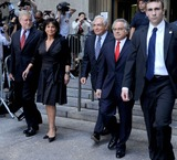 Anne Sinclair Photo - Photo by Dennis Van Tinestarmaxinccom2011ALL RIGHTS RESERVEDTelephoneFax (212) 995-119682311Dominique Strauss-Kahn and wife Anne Sinclair arrive at NY Criminal Court(NYC)