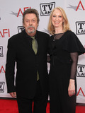 Tim Curry Photo - Tim Curry and wife at the 38th Annual AFI Lifetime Achievement Award (Culver City CA) 61010