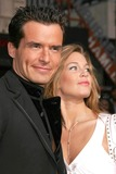 Antonio Sabato Jr Photo - Photo by REWestcomstarmaxinccom20065406Antonio Sabato Jr and date at the premiere of Mission Impossible III(Hollywood CA)