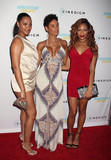 Nicole Mitchell Murphy Photo - Photo by REWestcomstarmaxinccomSTAR MAX2016ALL RIGHTS RESERVEDTelephoneFax (212) 995-119672516Bria Murphy Nicole Mitchell Murphy and Shayne Audra Murphy at the premiere of Amateur Night(Hollywood CA)