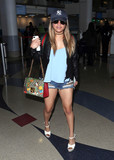Ally Brooke Photo - Photo by SMXRFstarmaxinccomSTAR MAX2017ALL RIGHTS RESERVEDTelephoneFax (212) 995-11966817Ally Brooke of Fifth Harmony is seen at Los Angeles International Airport (LAX) in Los Angeles CA
