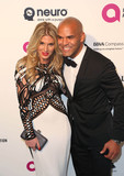 Amaury Nolasco Photo - Photo by REWestcomstarmaxinccomSTAR MAX2016ALL RIGHTS RESERVEDTelephoneFax (212) 995-119622816Amaury Nolasco and Hofit Golan at The 2016 Elton John AIDS Foundation Academy Awards Viewing Party(West Hollywood CA)