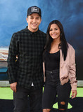 Austine Mahone Photo - Photo by KGC-11starmaxinccomSTAR MAX2016ALL RIGHTS RESERVEDTelephoneFax (212) 995-119671016Austin Mahone and Katya Henry at the premiere of Ghostbusters(Los Angeles CA)