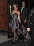 Christina Ricci Photo - May 6 2013 Christina Ricci spotted heading to the Met Gala in New York CityKGC-146starmaxinccom