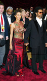 Halle Berry Photo - Photo by Russ EinhornSTAR MAX Inc 200232402Halle Berry and her husband at the Oscars(CA)
