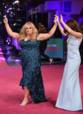 Alison Brie Photo - Photo by KGC-03starmaxinccomSTAR MAX2016ALL RIGHTS RESERVEDTelephoneFax (212) 995-11962916Rebel Wilson and Alison Brie at the European Premiere of How To Be Single(London England)
