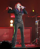 ALISON IRAHETA Photo - American Idol finalist Alison Iraheta performs live in concert at the Seminole Hard Rock Live Iraheta was the opening act for American Idol winner Adam Lambert Hollywood FL 91910Byline credit TV usage web usage or linkback must read MAVRIXONLINECOM  Tel 305 542 9275 or  954 698 6777