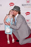 Anna Nicole Smith Photo - Larry Birkhead and daughter Dannielynn whos mother is the late Anna Nicole Smith at the red carpet arrivals for The 137th Annual Kentucky Derby in Louisville KY 050711
