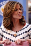 Natalie Morales Photo - Natalie Morales on Nbcs Today Show 2008 Toyota Concert Series at Rockefeller Plaza in New York City on 05-26-2008 Photo by Henry McgeeGlobe Photos Inc 2008