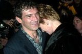 Melanie Griffith Photo - Antonio Banderas and Melanie Griffith Arriving at Opening Night Party For Nine at China Club in New York City on April 10 2003 Photo Henry McgeeGlobe Photos Inc 2003 K30026hmc