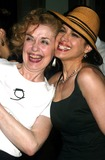 Melanie Griffith Photo - Mary Beth Peil and Saundra Santiago at a Welcome to Broadway Party For Melanie Griffith at Thalia Restaurant in New York City on July 20 2003 Photo Henry McgeeGlobe Photos Inc 2003 K31787hmc
