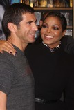 Janet Jackson Photo - Janet Jackson Posing with Her Nutritionist David Allen at Her Booksigning Appearance For Her Book True You a Guide to Finding and Loving Yourself at Barnes  Noble in New York City on 03-19-2011 photo by Henry Mcgee-globe Photos Inc 2011