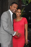 AJ Calloway Photo - Aj Calloway Correspondent For Extra with Girlfriend Dionne Walker Arriving at the Premiere of After Earth at the Ziegfeld Theater in New York City on 05-29-2013 Photo by Henry Mcgee-Globe Photos Inc 2013