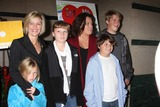 Kelly ODonnell Photo - Rosie ODonnell Kelli kids4900JPGNYC  011910Rosie ODonnell with former partner Kelli ODonnell and their 4 kids Parker ODonnell (14 12 years old) Chelsea ODonnell (12 12) Blake ODonnell (9 years old) and Vivienne ODonnell (7 years old) at a screening of her new HBO documentary A Family Is a Family Is a Family A Rosie ODonnell Celebration at the HBO officesDigital Photo by Adam Nemser-PHOTOlinknet
