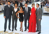 Adam Rodriguez Photo - June 30 2015 - Joe Manganiello Adam Rodriguez Jada Pinkett Smith Channing Tatum Amber Heard and Matt Bomer attend the Magic Mike XXL European Premiere at Vue West End Leicester Square in London England