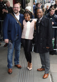 Azuka Oforka Photo - March 8 2016 - Charles Dale Azuka Oforka and Tony Marshall attending The TRIC Awards 2016 Grosvenor House Hotel in London UK