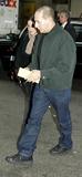 Pee-wee Herman Photo - NEW YORK NOVEMBER 18 2004    Paul Reubens (aka Pee Wee Herman) leaving his midtown hotel