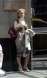 Essie Davis Photo - Matrix star Essie Davis spotted on Broadway New York May 12 2004