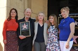 Amy Madigan Photo - Actor Ed Harris with Marcia Gay Harden Amy Madigan Holly Hunter  Glenne Headly on Hollywood Boulevard where he was honored with the 2546th star on the Hollywood Walk of FameMarch 13 2015  Los Angeles CAPicture Paul Smith  Featureflash