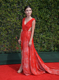 G Hannelius Photo - Actress G Hannelius at the Creative Arts Emmy Awards 2015 at the Microsoft Theatre LA LiveSeptember 12 2015  Los Angeles CAPicture Paul Smith  Featureflash