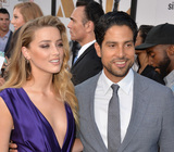 Adam Rodriguez Photo - OIC - FEATUREFLASHCOM - Amber Heard  Adam Rodriguez at the world premiere of Magic Mike XXL at the TCL Chinese Theatre Hollywood Los Angeles June 25 2015 Photo Paul SmithFeatureFlashOICCall OIC 0203 174 1069 for fees and usages or contactcopyrightoicphotoscom