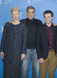Alden Ehrenreich Photo - Tilda Swinton  George Clooney  Alden Ehrenreich at the photocall for Hail Caesar during the 66th Berlinale International Film Festival in BerlinBerlin Germany February 11 2016  Picture Kristina Afanasyeva  Featureflash