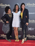 Angie Harmon Photo - LOS ANGELES CA April 4 2016 Actresses Yvette Nicole Brown Garcelle Beauvais  Angie Harmon at the world premiere of The Jungle Book at the El Capitan Theatre HollywoodPicture Paul Smith  Featureflash
