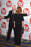 Alison King Photo - Les Dennis  Alison King at the TV Choice Awards 2015 at the Hilton Hotel Park Lane LondonSeptember 7 2015  London UKPicture Steve Vas  Featureflash