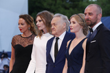 Agata Buzek Photo - Anna Maria Buczek Agata Buzek Jerzy Skolimowski Paulina Chapko and Wojciech Mecwaldowski at the premiere of 11 Minutes at the 2015 Venice Film FestivalSeptember 9 2015  Venice ItalyPicture Kristina Afanasyeva  Featureflash