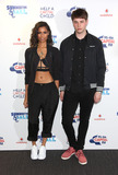 Aluna George Photo - AlunaGeorge George Reid and Aluna Francis at the Capital FM Summertime ball 2013 held at Wembley Stadium London 09062013 Picture by Henry Harris  Featureflash