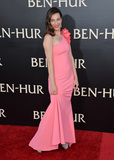 Ayelet Zurer Photo - LOS ANGELES CA August 16 2016 Israeli actress Ayelet Zurer at the Los Angeles premiere of Ben-Hur at the TCL Chinese Theatre Hollywood Picture Paul Smith  Featureflash