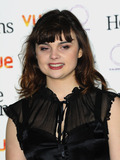 Gwyneth Keyworth Photo - Gwyneth Keyworth arrives for the Elfie Hopkins  premiere at the Vue cinema Leicester Square London 16042012 Picture by Simon Burchell  Featureflash