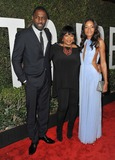 Zindzi Mandela Photo - Idris Elba  Naomie Harris with Zindzi Mandela (centre) daughter of Nelson Mandela at the Los Angeles premiere of their movie Mandela Long Walk to Freedom at the Cinerama Dome HollywoodNovember 11 2013  Los Angeles CAPicture Paul Smith  Featureflash