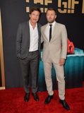 Joel Edgerton Photo - Jason Bateman  Joel Edgerton (right) at the world premiere of their movie The Gift at the Regal Cinemas LA LiveJuly 30 2015  Los Angeles CAPicture Paul Smith  Featureflash