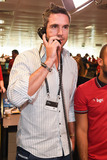 Kevin Pietersen Photo - Kevin Pietersen at the BGC Charity Day 2015 at Canary Wharf London September 11 2015  London UKPicture Steve Vas  Featureflash