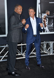 Carl Weathers Photo - Actors Sylvester Stallone  Carl Weathers at the Los Angeles World premiere of Creed at the Regency Village Theatre WestwoodNovember 19 2015  Los Angeles CAPicture Paul Smith  Featureflash