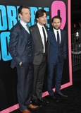 Charlie Day Photo - Jason Sudeikis Jason Bateman  Charlie Day at the Los Angeles premiere of their movie Horrible Bosses 2 at the TCL Chinese Theatre HollywoodNovember 20 2014  Los Angeles CAPicture Paul Smith  Featureflash